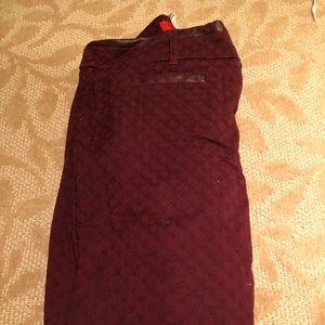 3/4 length pants